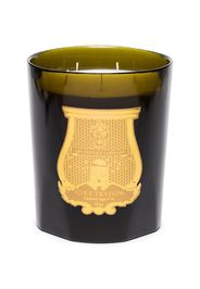 green ernesto wax candle
