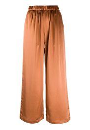 Hose wide leg trousers
