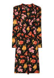 Fanny floral print midi dress