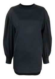 Coohem side-knit detail blouse - Blu
