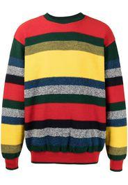 Coohem Maglione a righe - Multicolore