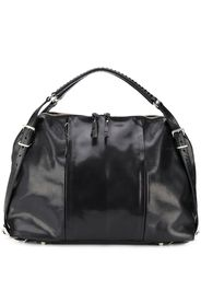 zipped large holdall bag