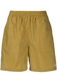 plain track shorts