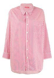 Camicia oversize a righe