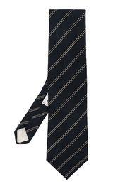Dolce & Gabbana Pre-Owned Cravatta a righe - Nero