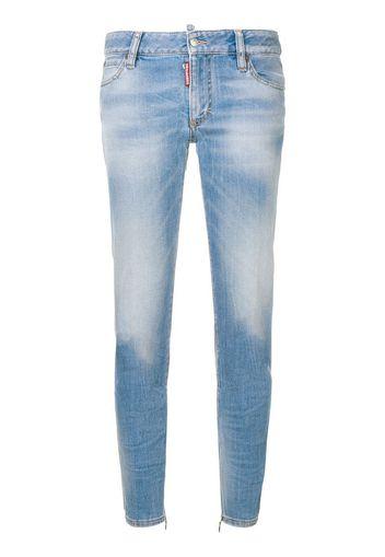 Jeans skinny elasticizzati