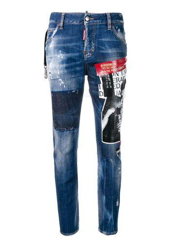 Jeans No Imitators