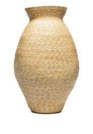 ELIURPI neutral straw vase - Toni neutri
