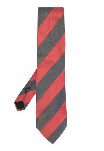 Cravatta a righe anni '90