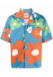 GALLERY DEPT. floral print shirt - Blu