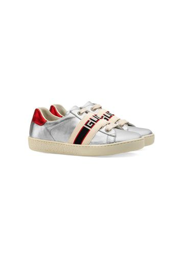 Sneakers Ace con nastro Gucci