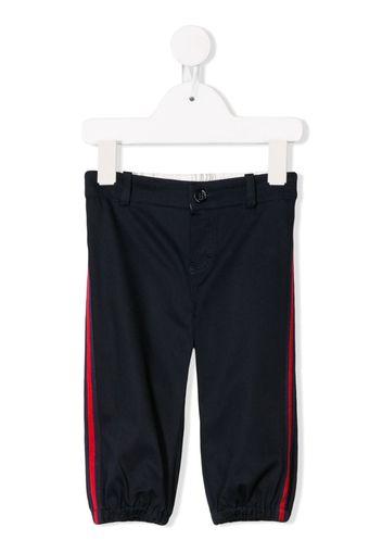 Pantaloni sportivi sartoriali