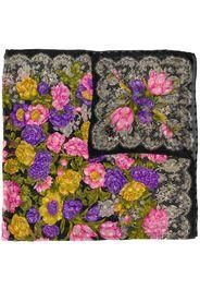 Foulard a fiori anni '90