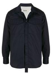 chest-pocket shirt jacket