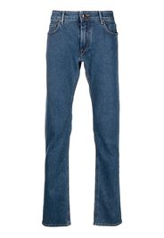 Hand Picked Jeans slim Ravell - Blu