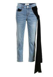Hellessy Jeans cropped Ramy - Blu