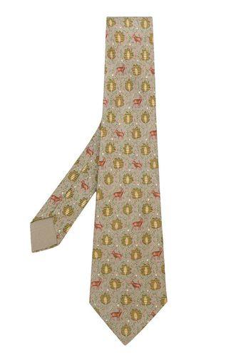 Cravatta stampata