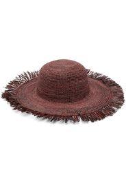 IBELIV Mirana straw hat - Marrone