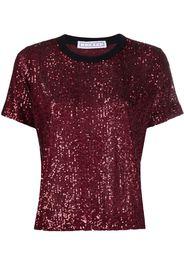 Tanya sequinned T-shirt