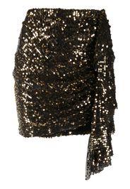 Emely sequin embellished skirt