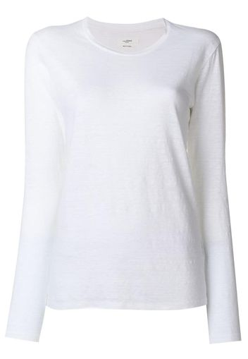 T-shirt a maniche lunghe 'Kaaron'