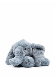 Jellycat Huggady Elephant soft toy - Blu