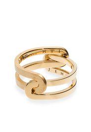 JEM 18K yellow gold ring - Oro
