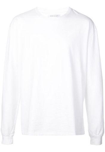 T-shirt a maniche lunghe