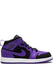 Jordan 1 Mid (PS) high-top sneakers