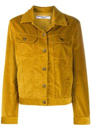 Keith Organic Cotton Corduroy Yellow Jacket