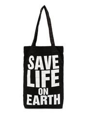 Save Life On Earth tote bag