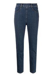 Jeans a gamba ampia