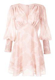 Keepsake The Label Clearway paisley-print mini dress - Rosa