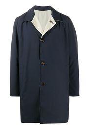 Ben reversible single-breasted coat