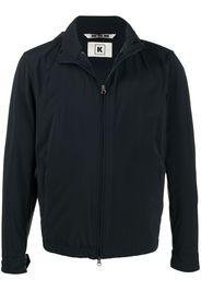 Kired lightweight zip-up jacket - Blu