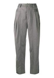 Pantaloni affusolati utility