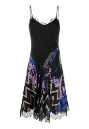 x Koché Lupa lace dress