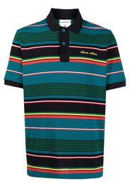 Lacoste Live Polo con design color-block - Verde