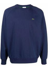 Lacoste Live Live Loose cotton sweatshirt - Blu