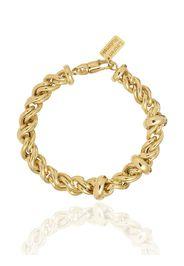 Lauren Rubinski 14K yellow gold rope-chain bracelet - Oro
