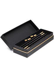 L'Objet Zen chopsticks set - Nero