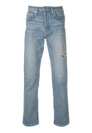 Jeans taglio straight