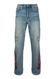 Jeans Dove Flame