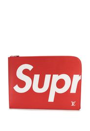 Clutch Louis Vuitton x Supreme Jules GM