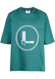 Lourdes T-shirt con stampa - Verde
