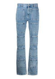 Lourdes Jeans svasati - Blu