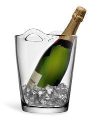 Bar glass champagne bucket