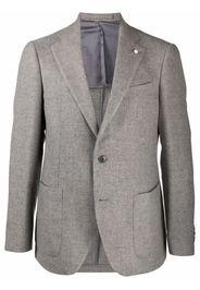 LUIGI BIANCHI MANTOVA formal dinner jacket - Grigio