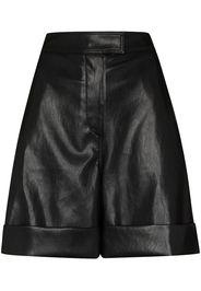 LVIR knee-length shorts - Nero