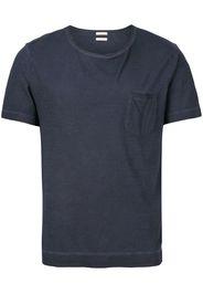 T-shirt con taschino sul petto